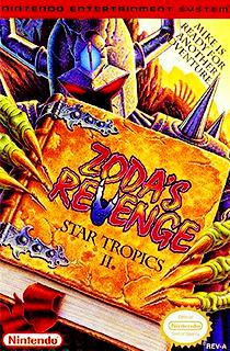 Zoda's Revenge: Star Tropics 2