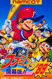 Famista '89: Kaimaku Han!!