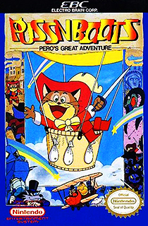 Puss 'N Boots: Pero's Great Adventure