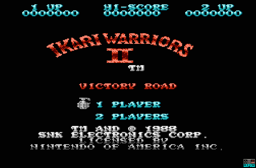 Ikari Warriors 2: Victory Road