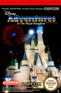Disney Adventures in the Magic Kingdom