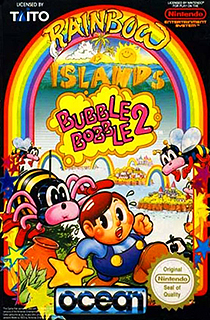 Rainbow Islands: Bubble Bobble 2