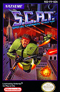S.C.A.T.: Special Cybernetic Attack Team