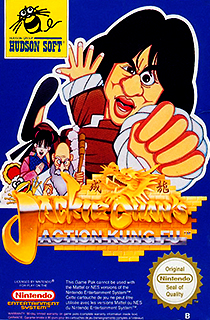 Jackie Chan's Action Kung Fu