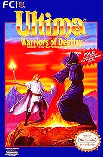 Ultima: Warriors of Destiny