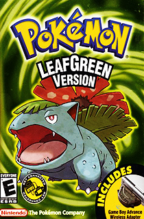 Pokemon: LeafGreenVersion