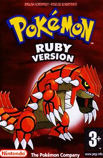 скачать pokemon ruby gba на русском