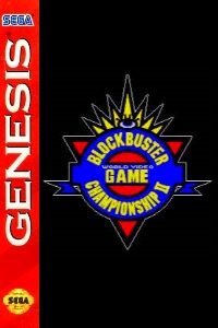 Blockbuster World Video Game Championship 2