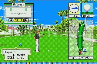 New 3D Golf Simulation: Waialae no Kiseki
