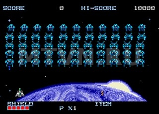 Space Invaders 91