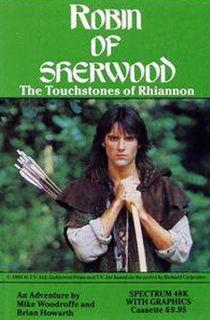 Robin of Sherwood: The Touchstones of Rhiannon