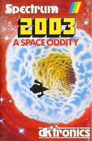 2003: A Space Oddity