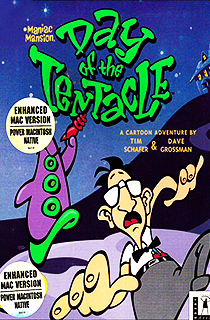Maniac Mansion: Day of the Tentacle