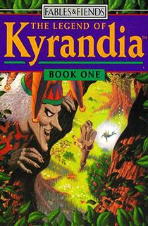 The Legend of Kyrandia, Book One