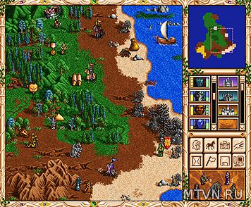 Heroes of Might and Magic 2: The Price of Loyalty
