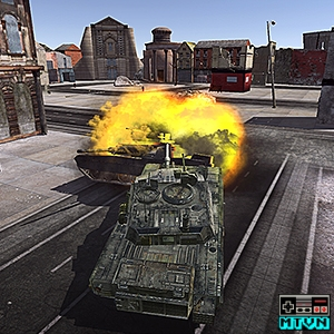 Tank Force: Iron World 3D