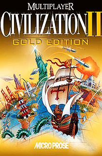 Civilization 2: Multiplayer Gold Edition