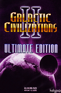 Galactic Civilizations 2: Ultimate Edition
