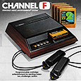 Эмулятор FAIRCHILD CHANNEL F