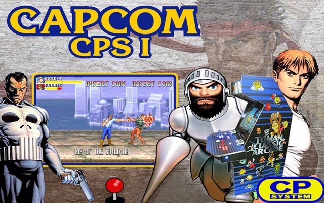 Capcom Play System 1