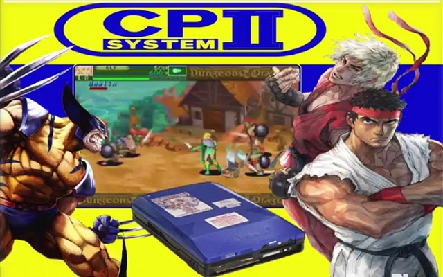 Capcom Play System 2